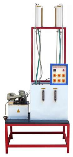 ISOTHERMAL CONTINUOUS STIRRED TANK REACTOR - Constant Head Feed System