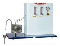 PLUG FLOW TUBULAR REACTOR (Coiled Tube Type) - Compressed Air Feed System