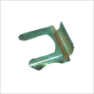 Zinc Plated Lock Clip