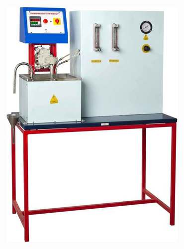 ISOTHERMAL PLUG FLOW TUBULAR REACTOR (Coiled Tube Type) - Peristaltic Pump Feed System