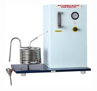 R.T.D. STUDIES IN PLUG FLOW TUBULAR REACTOR (Coiled Tube Type) - Compressed Air Feed System