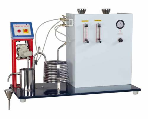 COMBINED FLOW REACTOR - Compressed Air Feed System