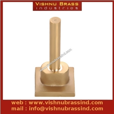 Casted Brass Earth Plate