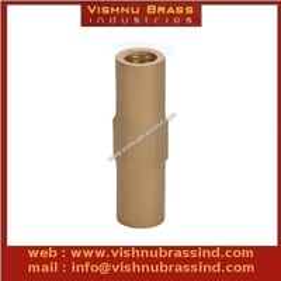 Brass Earth Threaded Coupler