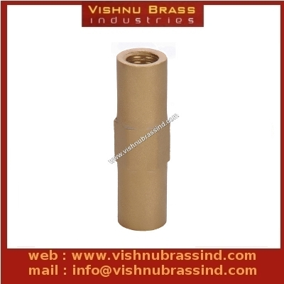 Brass Earth Threaded Coupler