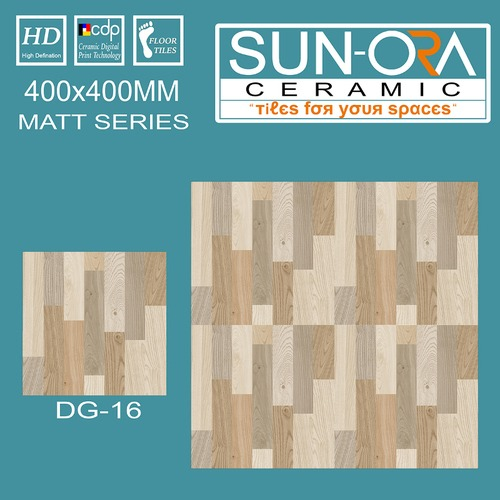 Digital Colour Floor Tiles