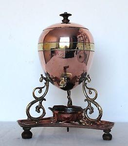 Brass Antique Coffee tea urn