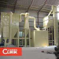 Talc Grinding Mill Machine