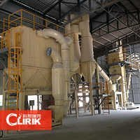 Iron Ore Grinding Mill Machine