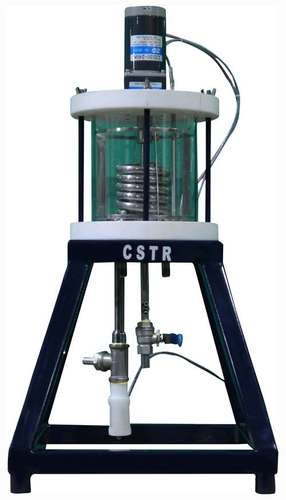 CONTINUOUS STIRRED TANK REACTOR (C.S.T.R.) - Accessory