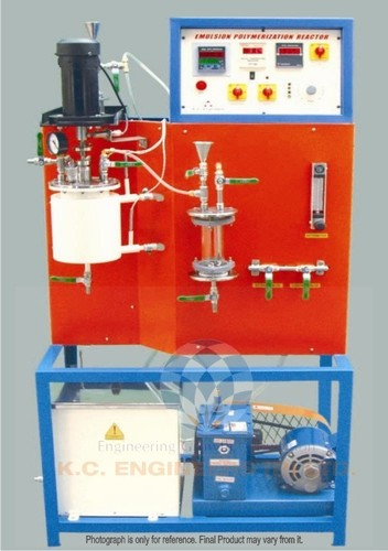EMULSION POLYMERISATION SET-UP