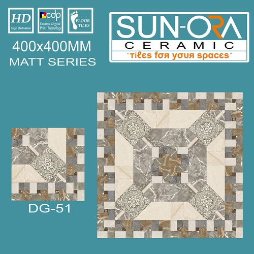 400X400 Digital Flooring Telhas