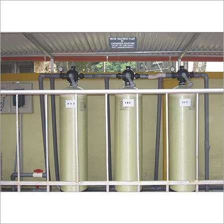 Water Stage Filtration