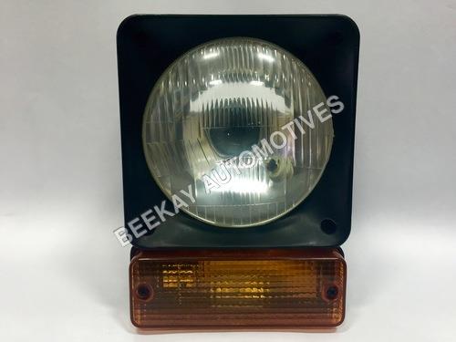 HEAD LIGHT ASSY JCB (3DX)