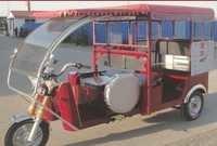 E-Rickshaw Glass
