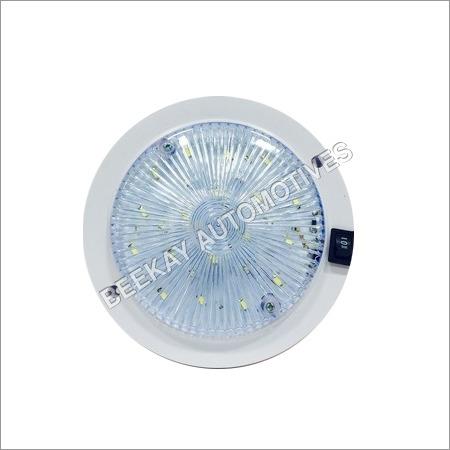 TUBE LIGHT ROUND 6500 W/SWITCH