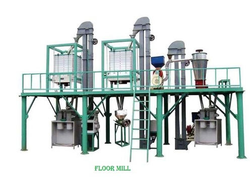 NEW SMART FLOUR MILL RUNNING COUNDITION 15 DAYS USED URGENTLY SALE IN KANPUR U.P