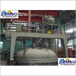 Vacuum Degasser for Steel Treatment