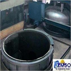 Vacuum Oxygen Refining Tank