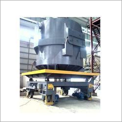 Scrap Transfer Car with Weighing System