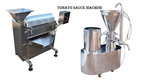 TOMATO SAOUS VAGETABEL JUCE MACHINERY