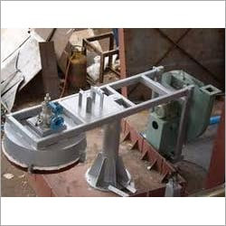 Vertical Drying & Preheating Station For Steel Casting