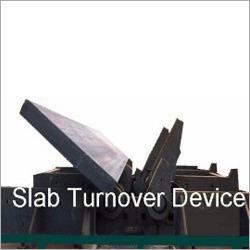 Slab Turnover Device