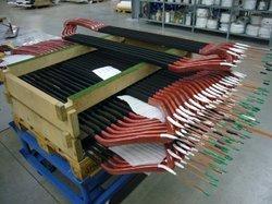 Diamond Shape Stator Coils for Electric Motor