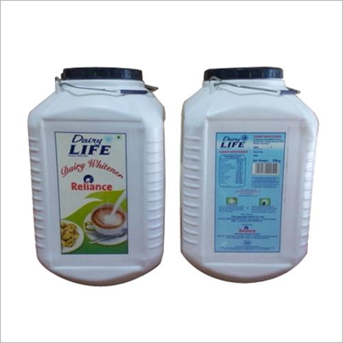 Plastic Jar For Dairy Whitener