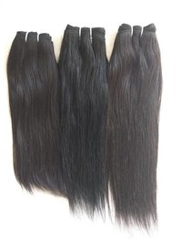 Raw Human Hair Extension