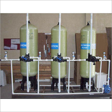 Iron Removal Plants