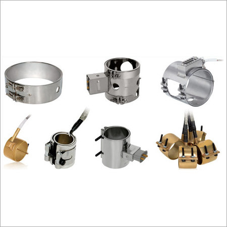Mica Band Nozzle Heaters
