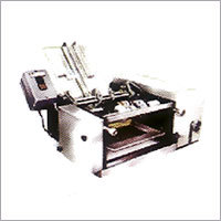 Gum Labeling Machine Semi Auto