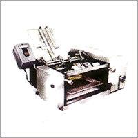 Gum Labeling Machine Semi Auto