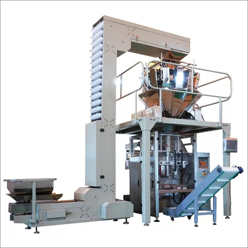 Auger Filler Packing Machine