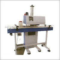 On Line Induction Cap Sealing Machine