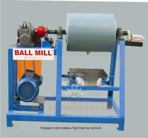 BALL MILL (With Three Prefixed Speeds)