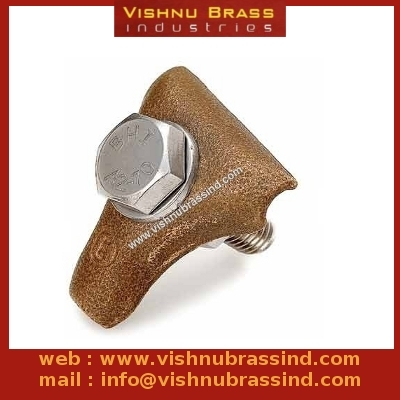 Tee Brass Clamp