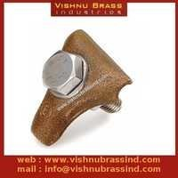 Copper Alloy Earthing Clamp