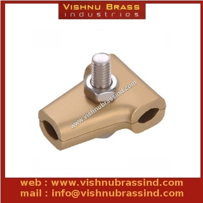 Brass Tower Clamp