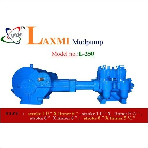 High Pressure Mud Pump