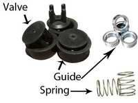 Mud Pump Valve Guide And Spring