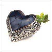 Handicrafts Heart Keepsake Urn