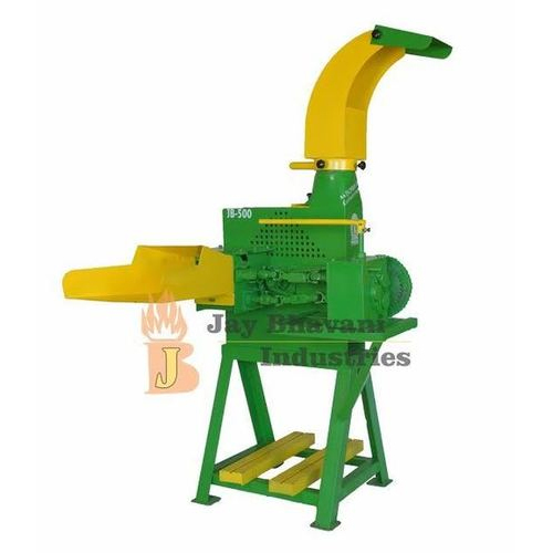 Automatic Steel Chaff Cutter