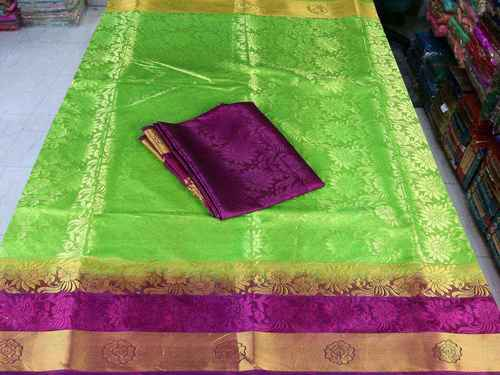 Sethnic Tussar Silk Saree Wholesaler in Surat