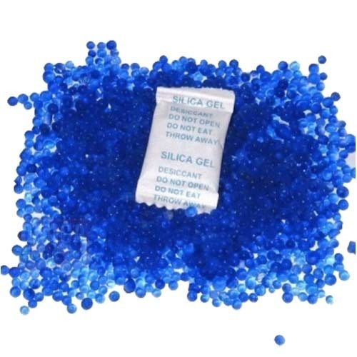 Blue Silica Gel Packets