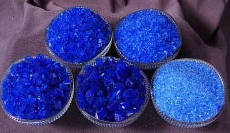 Royal Blue Silica Gel