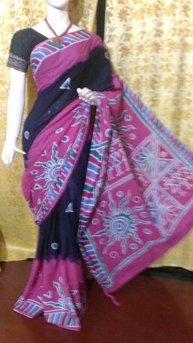 Exclusive cotton handloom sarees