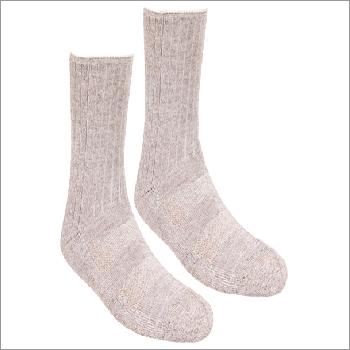 Silver Fibre Toe Socks