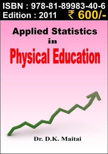 Applied Statistics in Physical Education